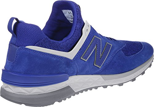 New Balance mens Ms574cd Blue/White 2014 new with mastercard 100% authentic for sale outlet cheapest price cheap looking for vr6QFdwb