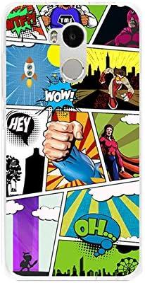 Tumundosmartphone Funda Gel TPU para XIAOMI REDMI 4 Pro diseño Comic Dibujos
