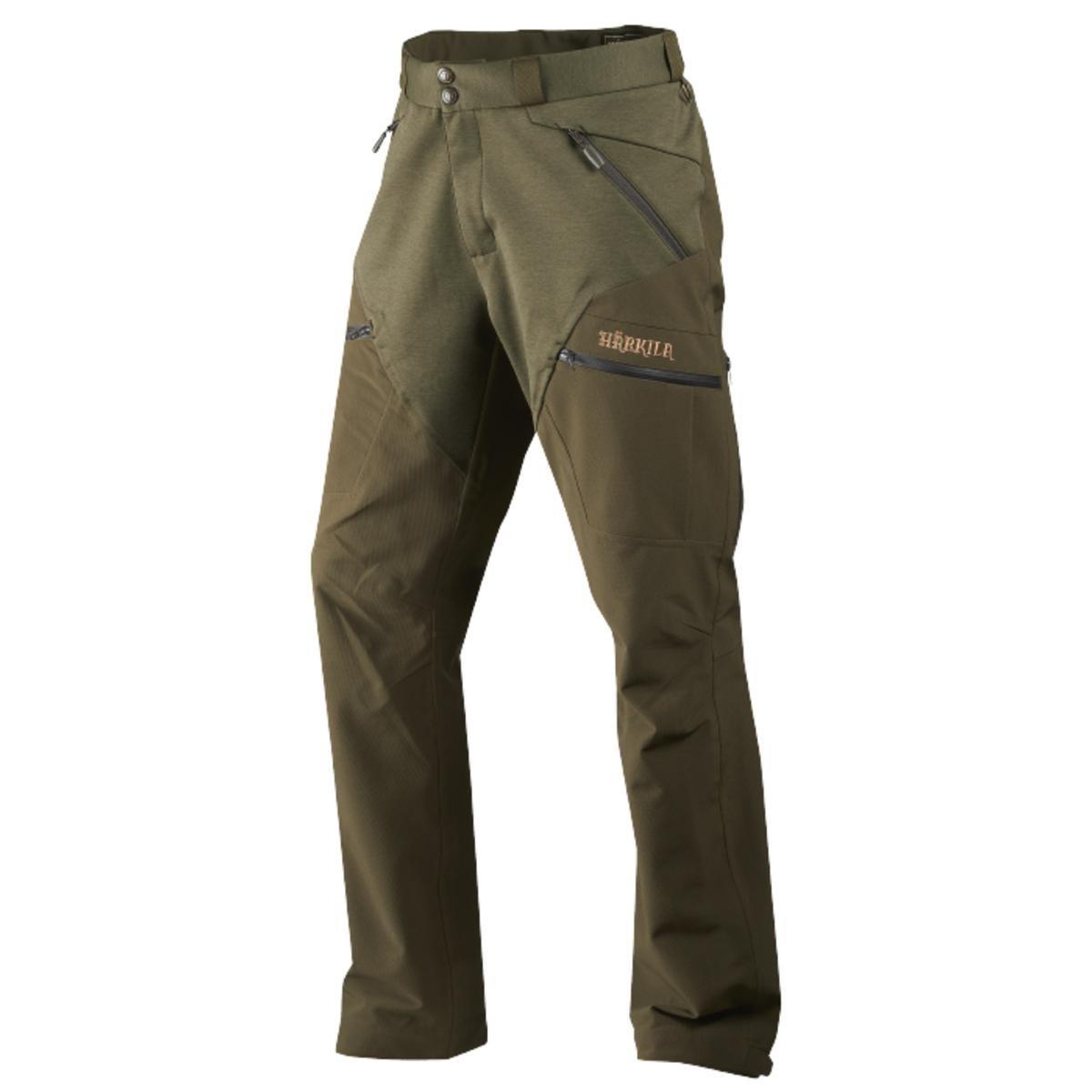 Harkila Agnar Hybride Pantalon Saule Vert