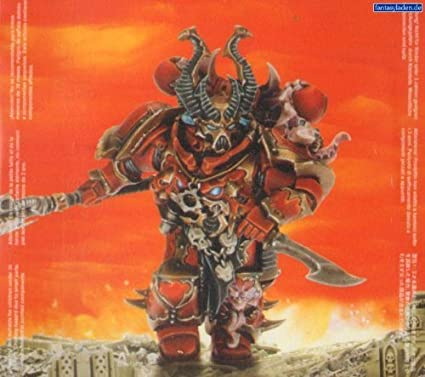 Warhammer 40k Chaos Space Marines Bits:Aspiring Champion Shoulder Pad