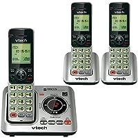 Vtech Vtech 3-handset cordless CID/ITAD VT-CS6629-3