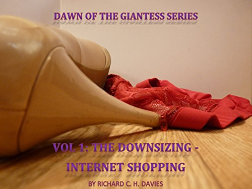 Dawn Of The Giantess Volume 1 Downsizing Internet Ping