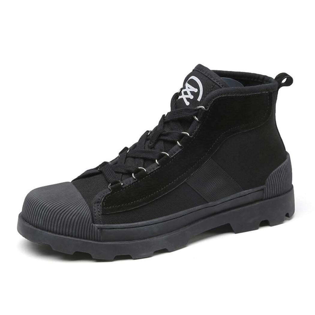 Zxcvb Lace-up Canvas Dance Schuhe Flache Jazz Stiefel für die Praxis, geeignet für Männer und Frauen schwarz beige