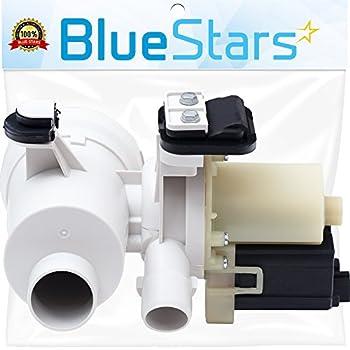 Amazon.com: WHIRLPOOL 850024 Replacement Drain Pump W10130913 ... on