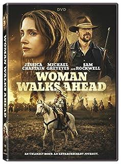 Book Cover: Woman Walks Ahead