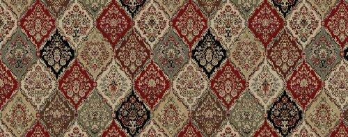Kane Carpet - DaVinci Collection - Peacock Magic - -