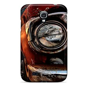 High Quality Abandoned Truck Style Cover Case For Galaxy S4
