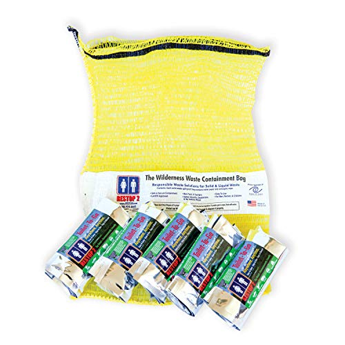 RESTOP Wilderness Waste Containment Pouch ()
