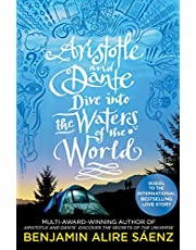 Aristotle and Dante Dive Into the Waters of the World: Benjamin Alire Sáenz