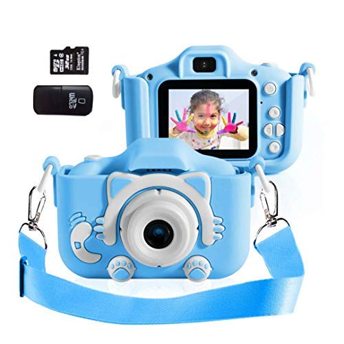Kids Camera Kids Camera for Girls Birthday Gifts HD 2.0 Inches IPS