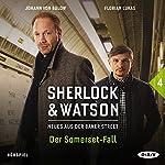 Der Somerset-Fall (Sherlock & Watson - Neues aus der Baker Street 4) | Nadine Schmid