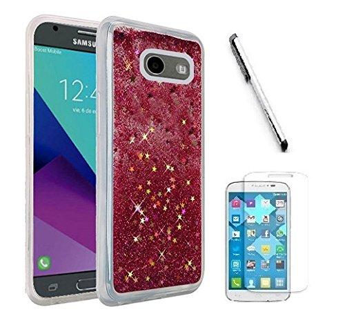 finest selection 80225 3c4d8 Amazon.com: Samsung J3 Emerge, Galaxy J3 Prime (MetroPCS), Amp Prime ...