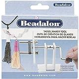 Beadalon 7mm O.D. Pegs Tassel Maker, 2.5-9.7cm