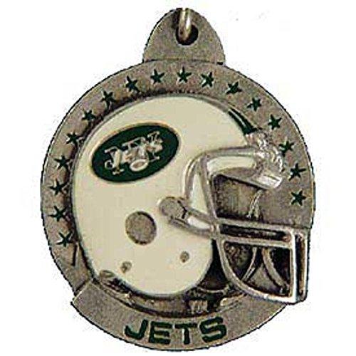 NFL New York Jets Enamel Keychain (Nfl Enamel)