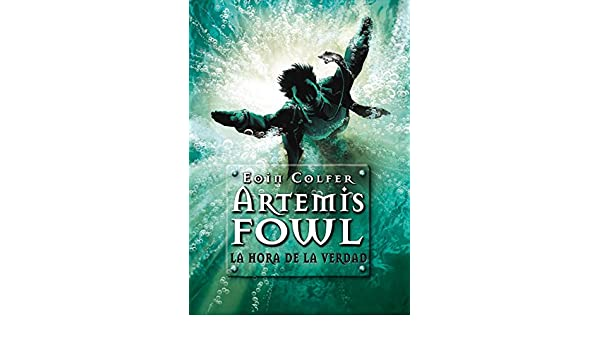 """One thought on """"Eoin, Colfer: Artemis Fowl and the Atlantis Complex (VII) (2011)"""""""