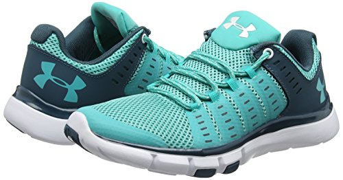 Ua Green W Women''s Fitness Armour neptune Shoes G Limitless 369 Under Tr Micro 2 PqwEPt