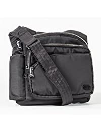Lug Sidekick Excursion Pouch, Brushed Black, One Size (Model:4912)