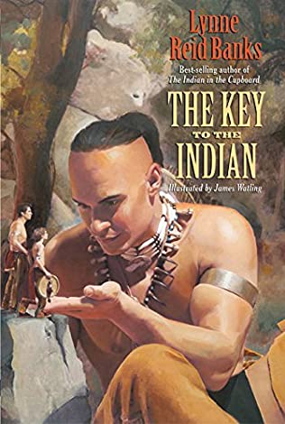 book cover of Key to the Indian