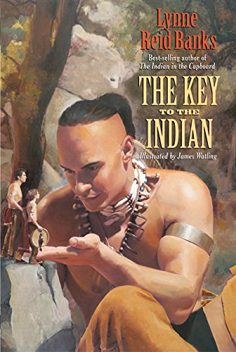 The Key to the Indian (An Avon Camelot Book) (America Dayton Bank Ohio Of)