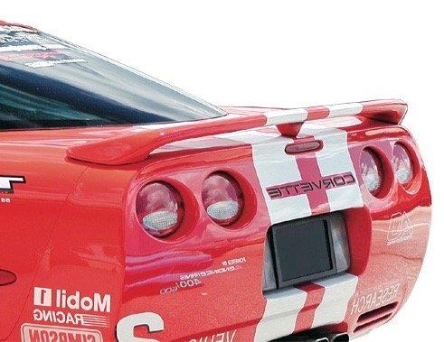 JSP Painted Rear Wing Spoiler Compatible with 1997-2004 Chevrolet Corvette 19 - WA933L Corvette Le Mans Blue Custom Style 339046