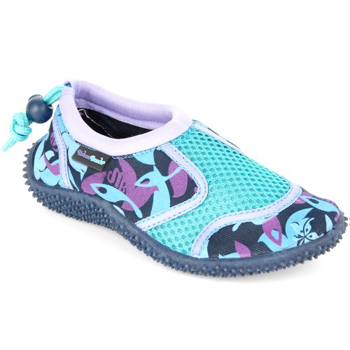 Urban Beach FW646 Girls Camo - Escapines para niña Azul