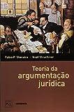 capa de Teoria da Argumentação Jurídica
