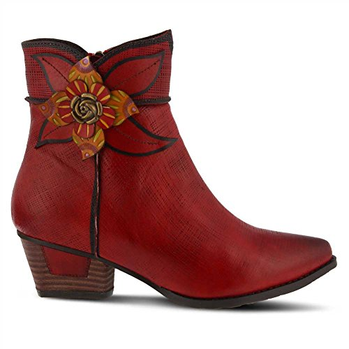 L'ARTISTE Louella Boots Ankle Women's Step Spring by ZSgvZqpr