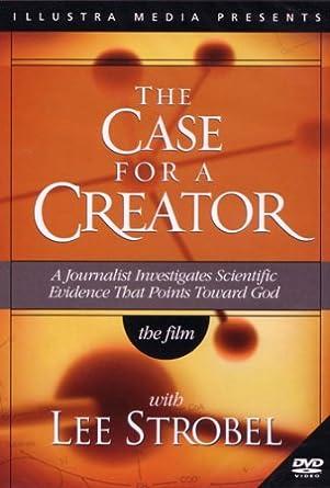 Amazon com: The Case for a Creator: Lee Strobel, Lad Allen: Movies & TV