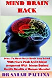 Mind Brain Hack: How To Hack Your Brain And Mind With Neuro Peak And It Major component With Science Backed Health Benefits of Bacopa Monnieri