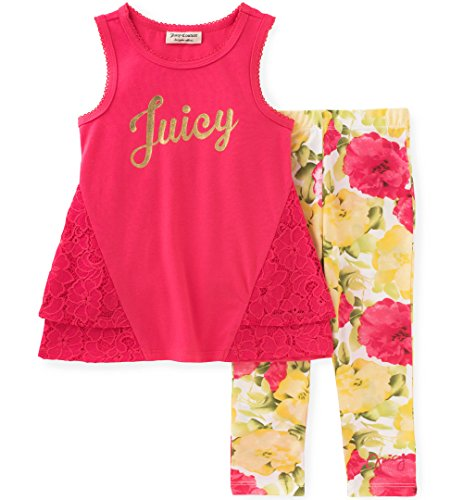 juicy-couture-little-girls-toddler-2-piece-pant-set-flowers-pink-3t