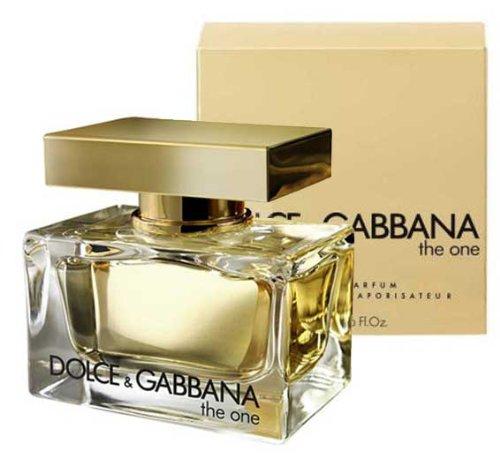 Dolce and Gabbana The One Eau de Parfum Spray, 2.5 Fluid Ounce (Dolce And Gabbana The One For Women)