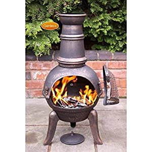 Granada Cast Iron Chiminea