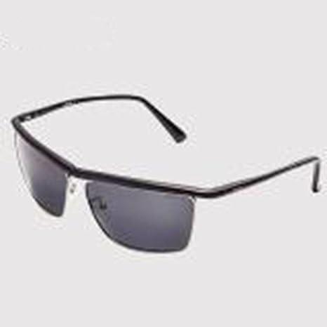 diannao Hombres Premium de Clips Brillante Reflectante Aluminio magnesio Disco polarizadas Deporte Gafas de Sol Ciclismo