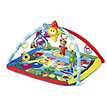 Baby Einstein Caterpillar & Friends Play Gym with Lights and Melodies, Ages...