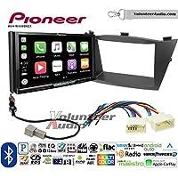 Volunteer Audio Pioneer AVH-W4400NEX Double Din Radio Install Kit with Wireless Apple CarPlay, Android Auto, Bluetooth Fits 2010-2013 Hyundai Tucson