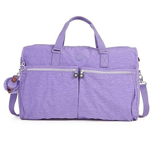 Amazon.com: Kipling itska N – Bolsa de deporte, Púrpura ...