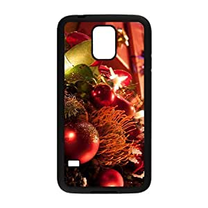 The Beautiful Christmas Hight Quality Plastic Case for Samsung Galaxy S5