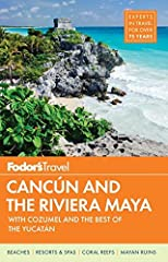 Written by locals, Fodor's travel guides have been offering expert advice for all tastes and budgets for 80 years. As the gateway to the Riviera Maya, Cancún is a thriving beach community and Mexico's most popular tourist destination. In stun...