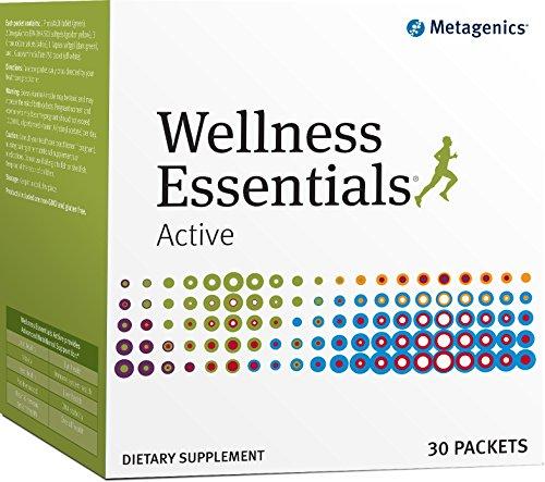 Metagenics Wellness Essentials Active Count