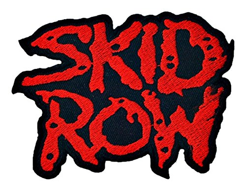 SKID ROW Band Songs Emblem t Shirts MS38 Applique Iron on - Store Row