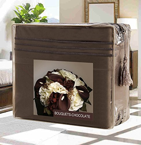 Elegant Comfort Wrinkle-Free 1500 Thread Count Egyptian Qual