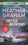 img - for Sinister Intentions & Secret Bodyguard: A 2-in-1 Collection book / textbook / text book