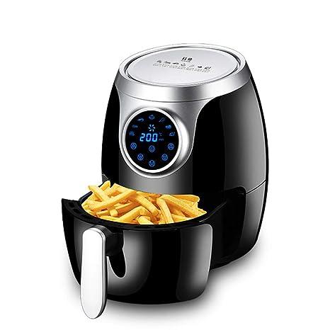 Freidora De Aire Caliente Aparato Multifuncional De Cocina Perfect Fry, 1300W, Freidora De Aire