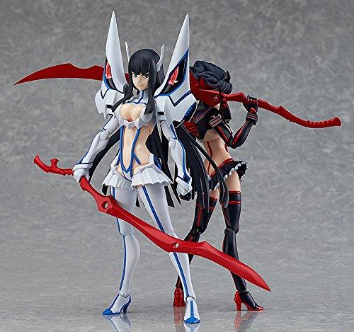 Amazon Com Max Factory Kill La Kill Satsuki Kiryuin Figma Action Figure Toys Games