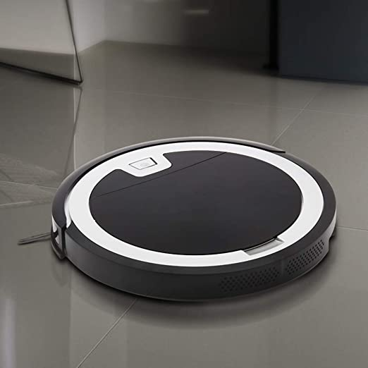 XJXHLG Robot de Barrido Inteligente Ultra-Delgada De Suelo ...