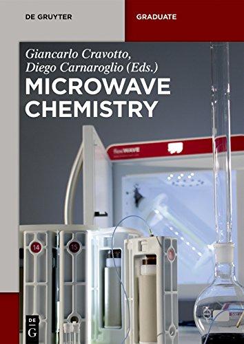 Microwave Chemistry (De Gruyter Textbook)