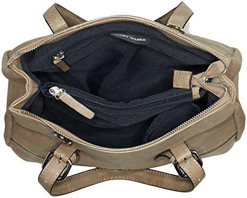 De Weber Beige Gerry Mhz Mujer Handbag 104 Ii Mano Wish taupe Bolso zPIqOx5S