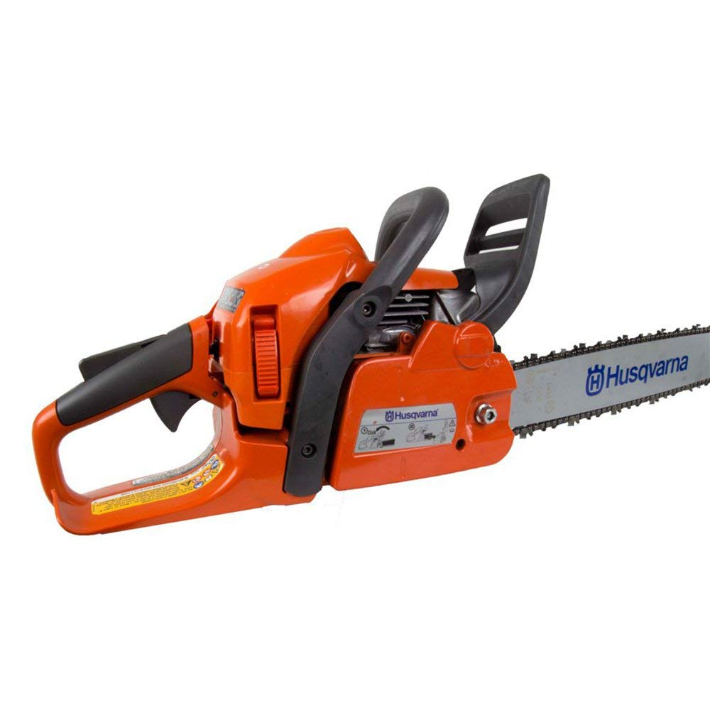 Husqvarna 440 18 Inch 40.9cc 2.4HP 2 Cycle Gas Chainsaw (Renewed)