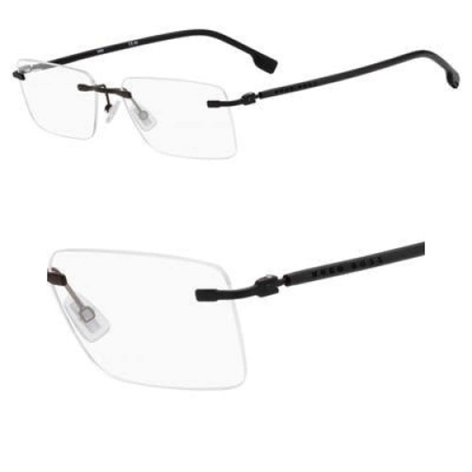 Eyeglasses Boss Black 1011 0FRE Matte Gray