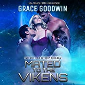 Mated to the Vikens: Interstellar Brides, Book 8   Grace Goodwin